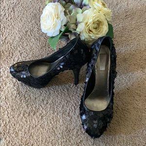 Rachael Roy sequined heels!!